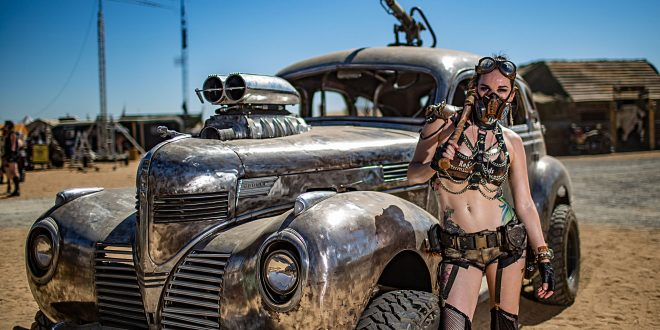 Wasteland World Car Show 2019 Wasteland Weekend