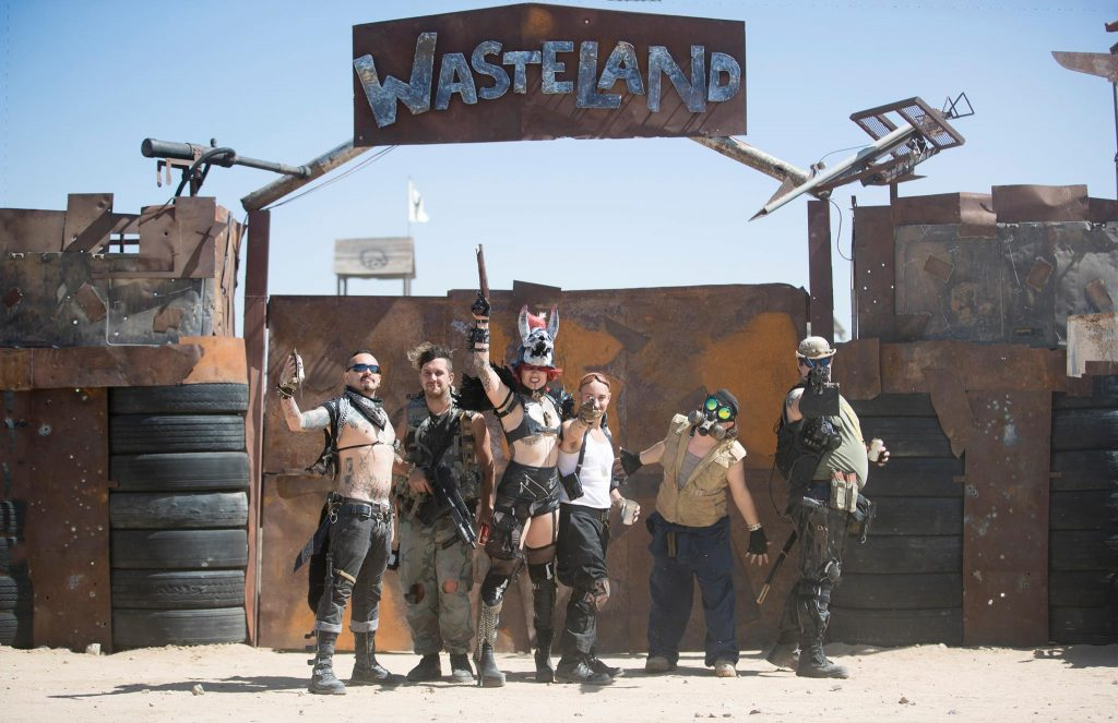 press release � another wasteland weekend for the post