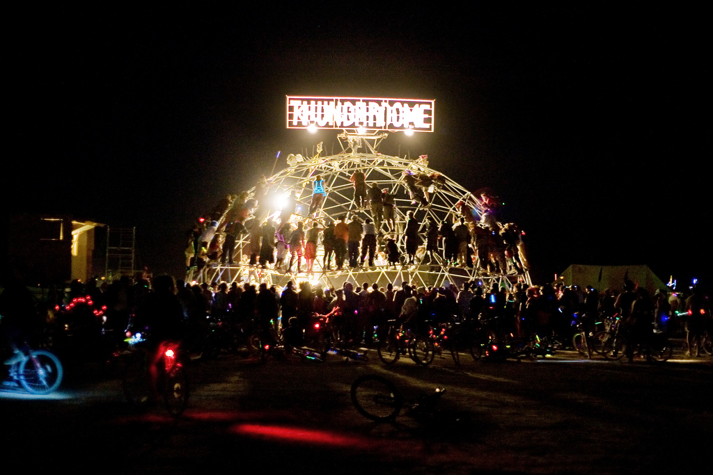 Thunderdome Is Coming To Wasteland Wasteland Weekend
